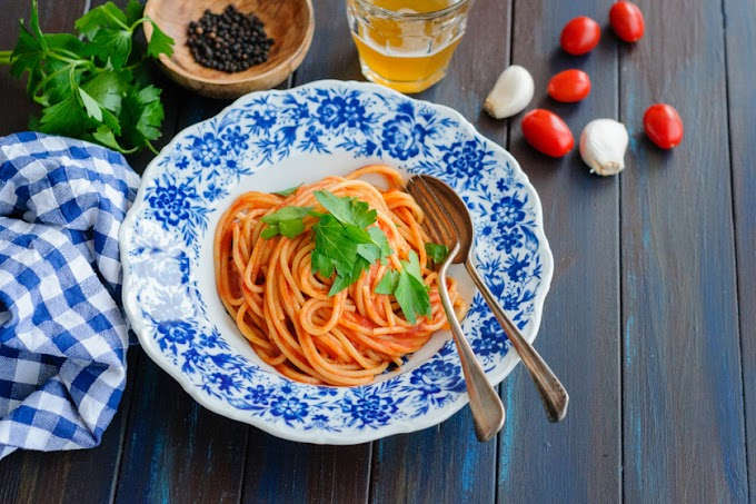 10 perces paradicsomos-fokhagymás spagetti – Ennél nincs gyorsabb vacsora