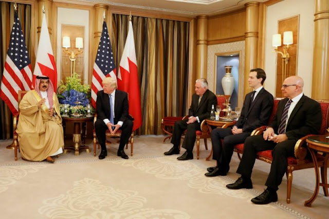 PROPHETIC STORM: Trump Set To Announce That Bahrain Is Joining The Abraham Accord