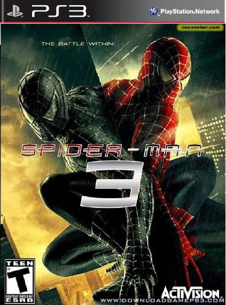 Spider Man 3 Download Game Ps3 Ps4 Rpcs3 Pc Free