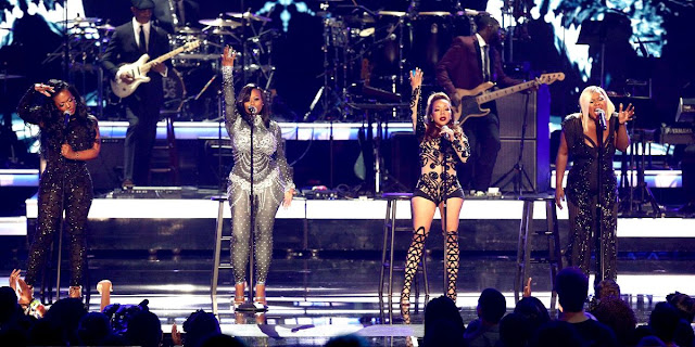 Xscape Rocks Out BET Awards Singing Their Classic Hits (Video)