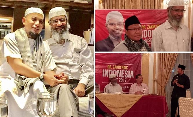 Zakir Naik di Indonesia