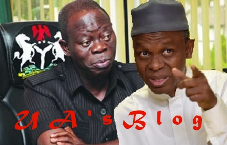 DIRECT Primary: Aggrieved Gov, NEC Members Plot Oshiomhole's Sack, Hold Secret Meeting At Transcorp Hotel, Abuja