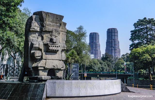 Museu Nacional de Antropologia da Cidade do México