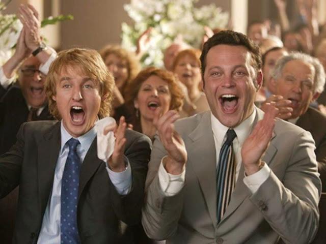 """Vince Vaughn y Owen Wilson en negociaciones para la secuela de """"The Wedding Crashers"""""""