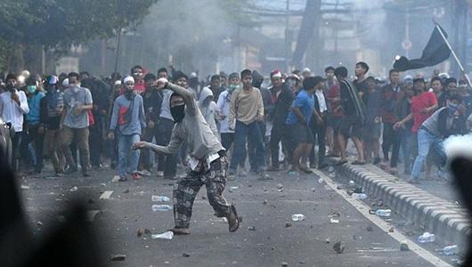 Polri Dalami Isu Keterlibatan Tim Penculik Aktivis 98 pada Kerusuhan 22 Mei