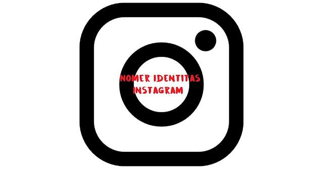 Cek Nomer Identitas Instagram atau ID IG