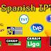 FREE SPAIN IPTV LINKS 13/10/2016