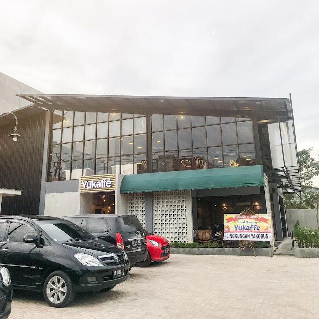 Cafe Yukaffe Samarinda