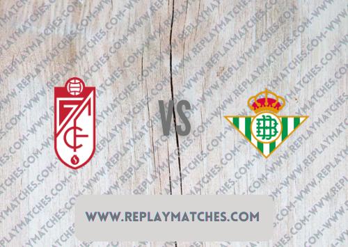 Granada vs Real Betis -Highlights 13 September 2021
