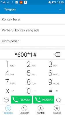 dial nelpon telkomsel instink