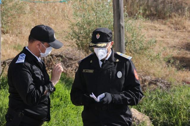 حموشي يضرب بيد من حديد و يعفي مسؤولين كبار بمنطقة أمن مهدية