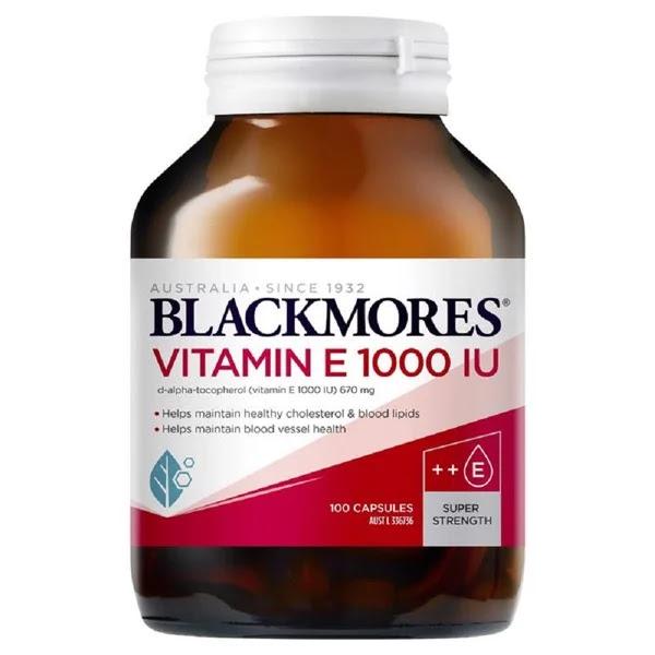 Vitamin E Blackmore