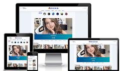 Download 'Deoxa' Blogger Template 2021- Chinaitechghana