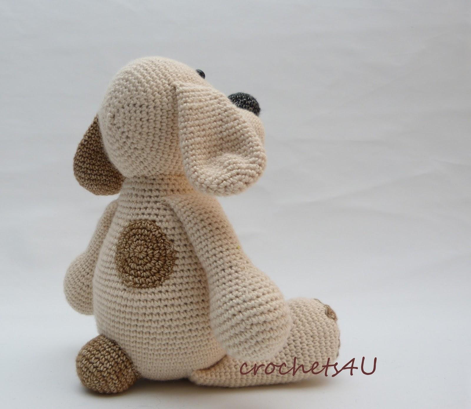 Crochets4u Hondje Haken