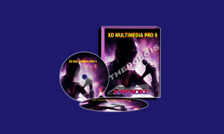 Download Software Karaoke XD Multimedia 9.0 Pro Full Crack