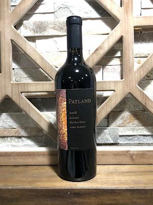 2018 Patland Vineyards Select Barrel Reserve Malbec