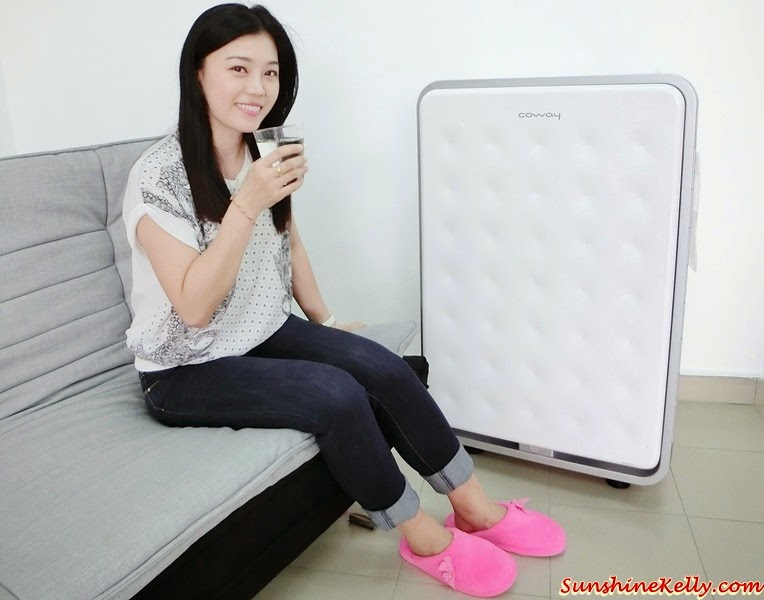 Coway Air Purifier Tuba Review, Air Purifier, Air Purifier Tuba, Coway Malaysia, Coway,