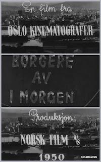 Borgere av i morgen. 1950.