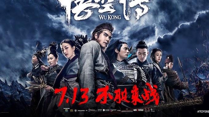 Download Wukong (2017) Dual Audio (Hindi-Chinese)|| 720p [950MB]