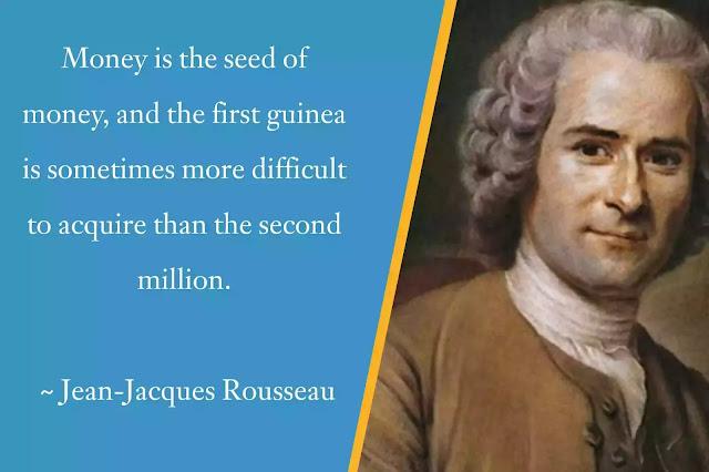 rousseau famous quotes