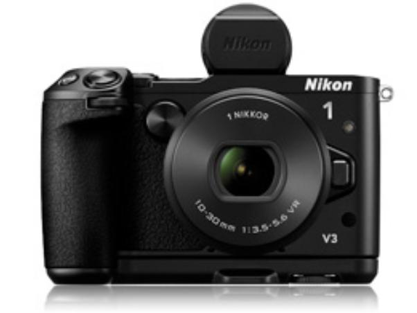 Nikon 1 V3 sensor review: Ahead by design