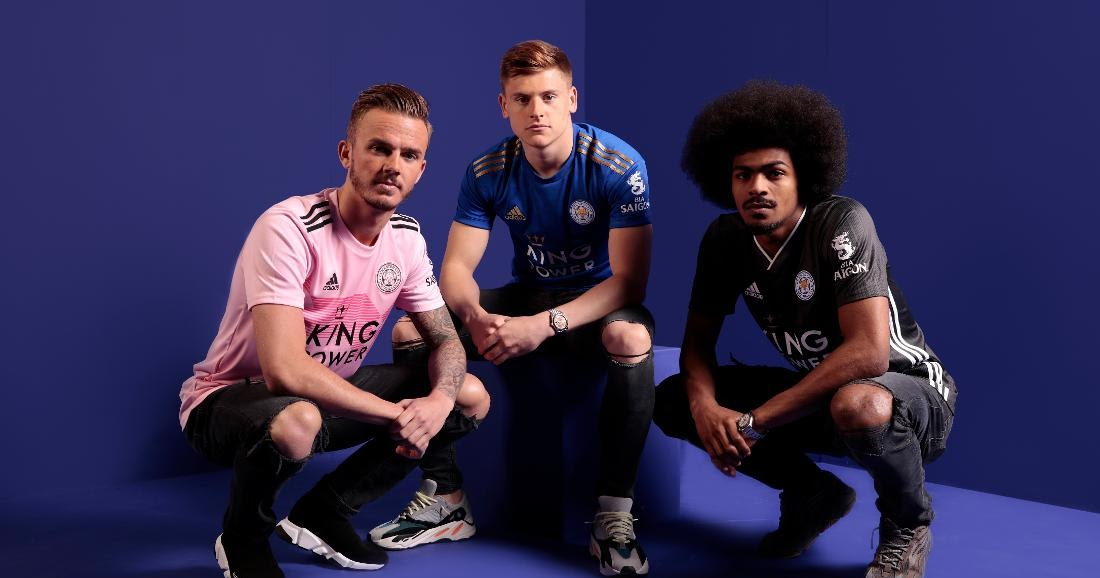 Leicester City 19-20 Home & 2 Away Kits Revealed - Footy ...