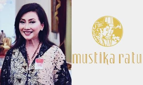 Foto dan Biodata Putri Kuswisnu Wardani Si Pewaris dan Pemilik PT. Mustika Ratu