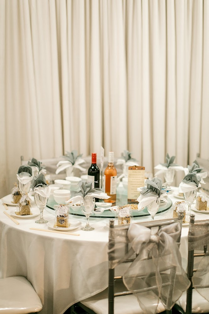 Silver Pearl Restaurant Wedding Reception