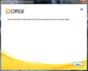 Cara/Langkah Instal Microsoft Office 2010
