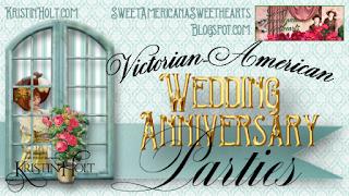 Kristin Holt | Victorian-American Wedding Anniversary Parties