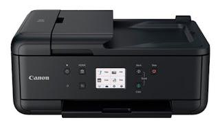 Imprimante Pilotes Canon PIXMA TR7520 Télécharger