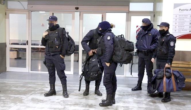 Policías del Sur, en el Sur: Un pedido que sigue sin tener respuesta
