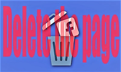 شرح حذف صفحة على الفيس بوك نهائيا من الكمبيوتر
