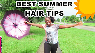3 Summer Hair Care Tips YOU NEED TO KNOW