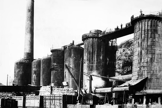 Lonsdale Ironworks, Whitehaven c1900