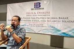 Muhammad Qodari Sebut Alasan Lahirnya Relawan Jokowi - Prabowo 2024