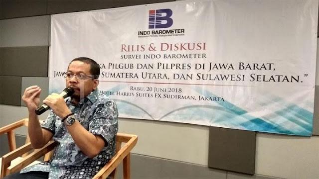 Muhammad Qodari Sebut Alasan Lahirnya Relawan Jokowi - Prabowo 2024.lelemuku.com.jpg