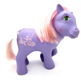 My Little Pony Romper Year Six Happy Tails Ponies G1 Pony
