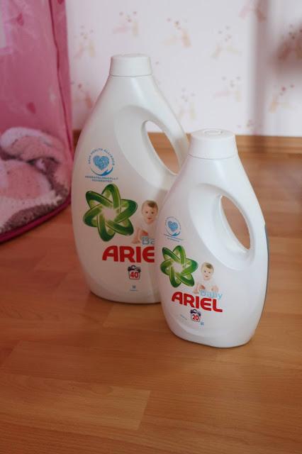 Ariel Baby prací prášok