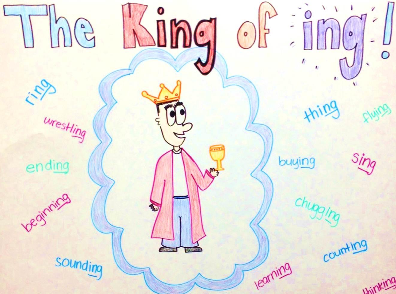 Susan Jones Teaching The King Of Ing