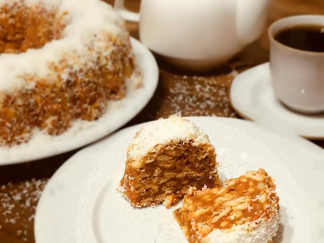 Pasta tarifleri, Tatlı Tarifleri, Havuçlu Mozaik tatlısı,Mozaik tatlısı nasıl yapılır,