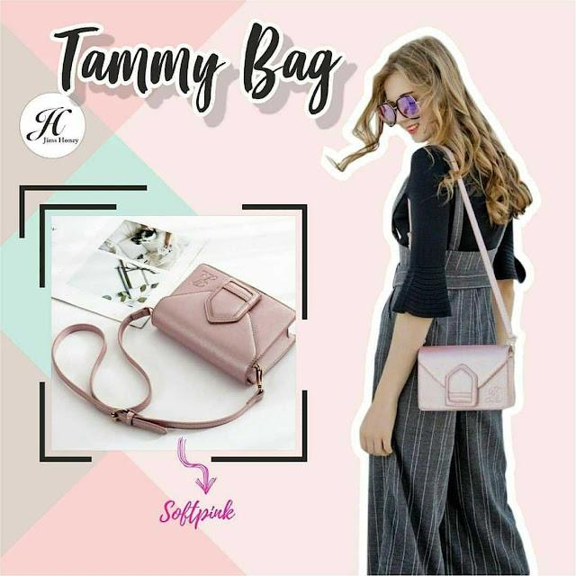 Jims Honey Tammy Bag Softpink