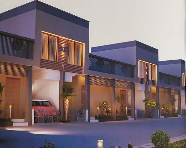 2Bhk Row House Sale Olpad Sayan Road