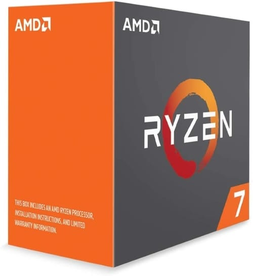 Review AMD Ryzen 7 1800X Processor