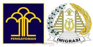 Logo Imigrasi