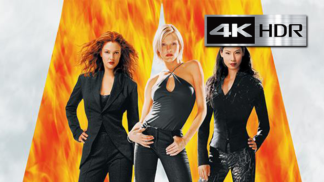 Los ángeles de Charlie (2000) 4K UHD [HDR] Latino-Castellano-Ingles