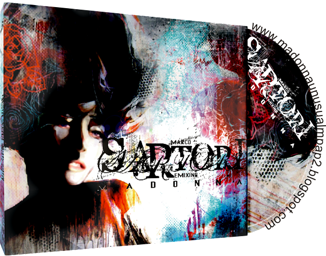 Marco Sartori Remixing Madonna by MPAP graphics