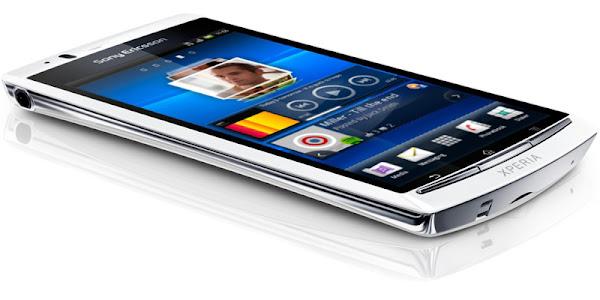 Sony Ericsson Xperia Arc S - Review