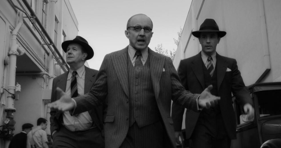 Premios Oscar: Tráiler de 'Mank', la primera película de David Fincher para  Netflix