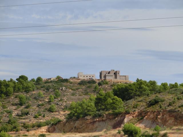 construcciones en la muntanya de cassanya
